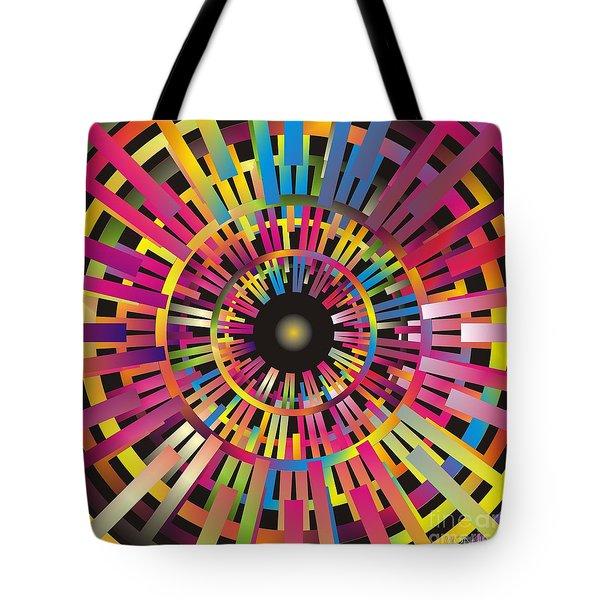 Cosmic Calibrator Tote Bag