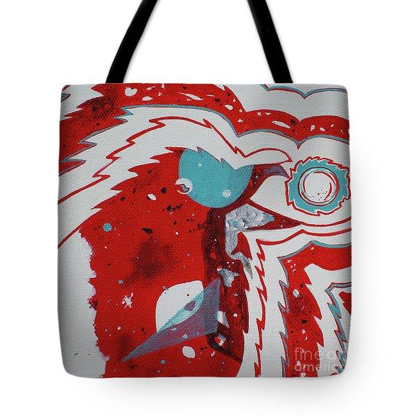 Cosmic Corvid Tote Bag