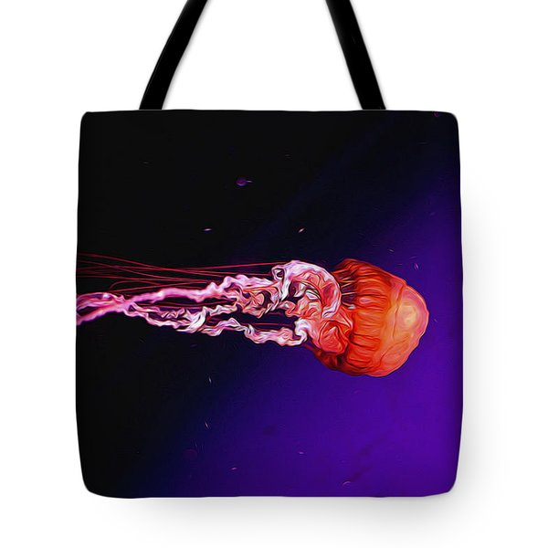 Cosmic Jelly 2 Tote Bag