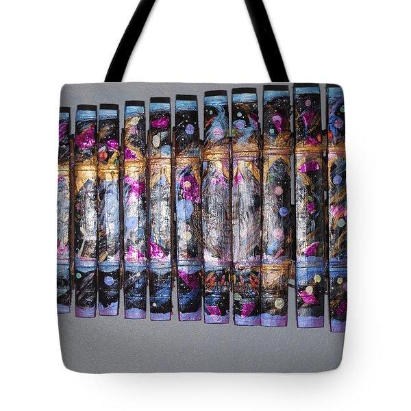 Cosmic Music Tote Bag