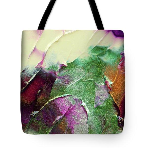 Cosmic Pearl Dust Tote Bag