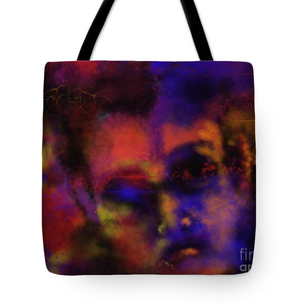 Cosmic Punk Tote Bag