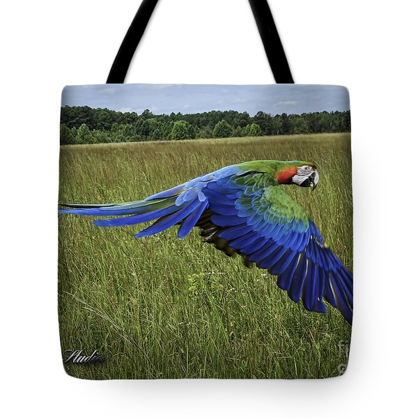 Cosmo In Flight Tote Bag