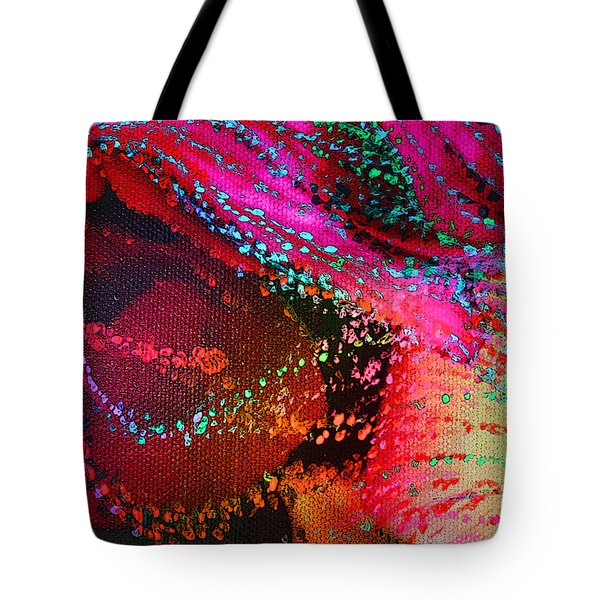 Cosmogenesis Tote Bag by Jeanette French