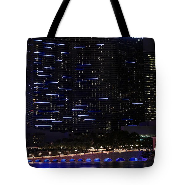 Cosmopolitan Evening Tote Bag