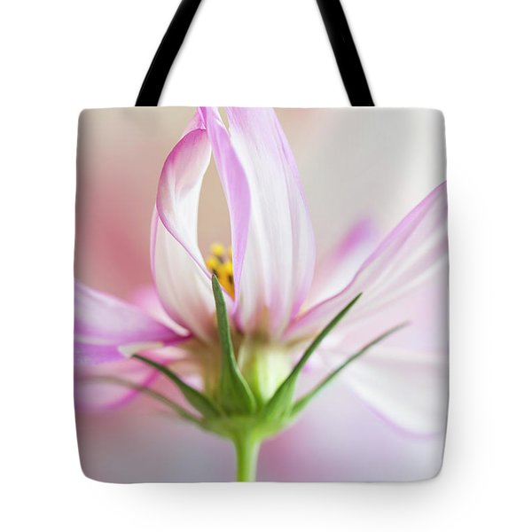Tote Bag featuring the photograph Cosmos 5 by Elena Nosyreva