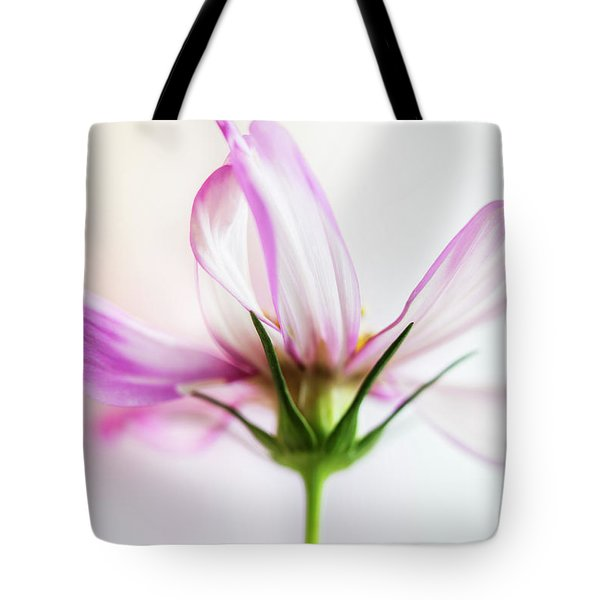 Tote Bag featuring the photograph Cosmos 6 by Elena Nosyreva