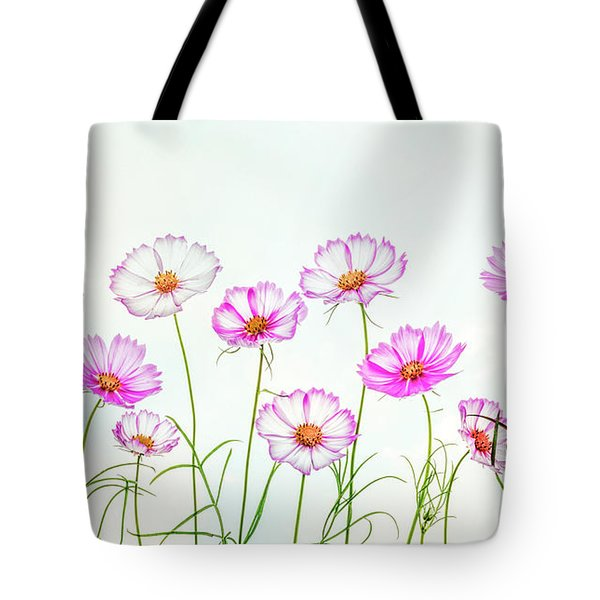 Cosmos Dance Tote Bag