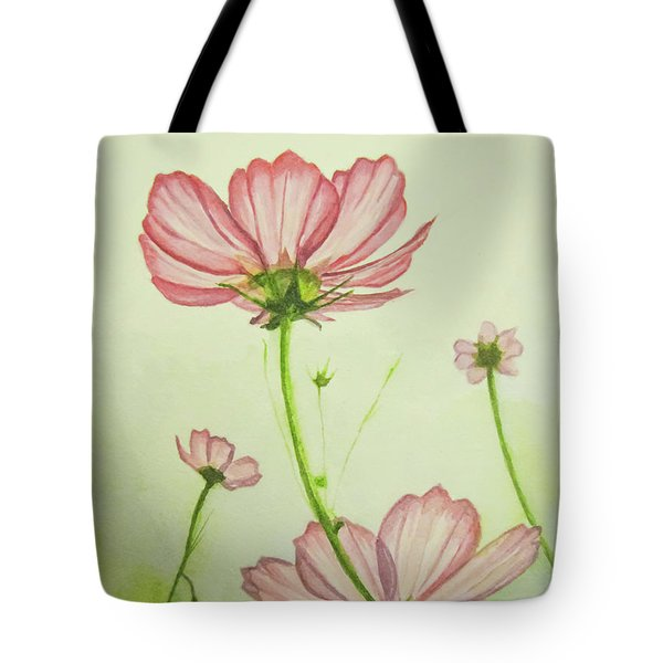 Cosmos Way Tote Bag