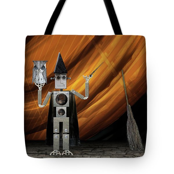 Cosplay With Philip Tote Bag by Joan Ladendorf