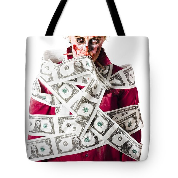 Cost Of Living Has Risen Tote Bag