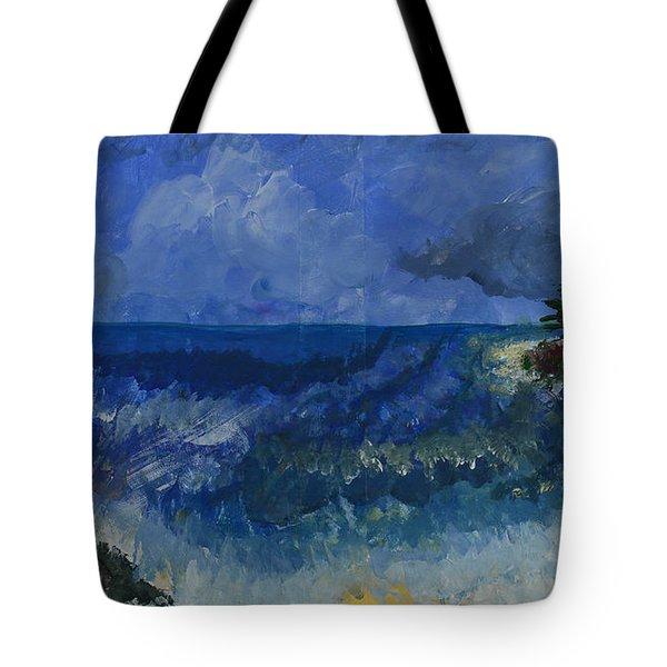 Costa Rica Beach Tote Bag