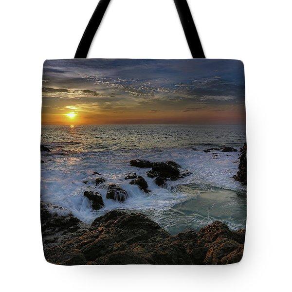 Costa Rica Sunrie Tote Bag