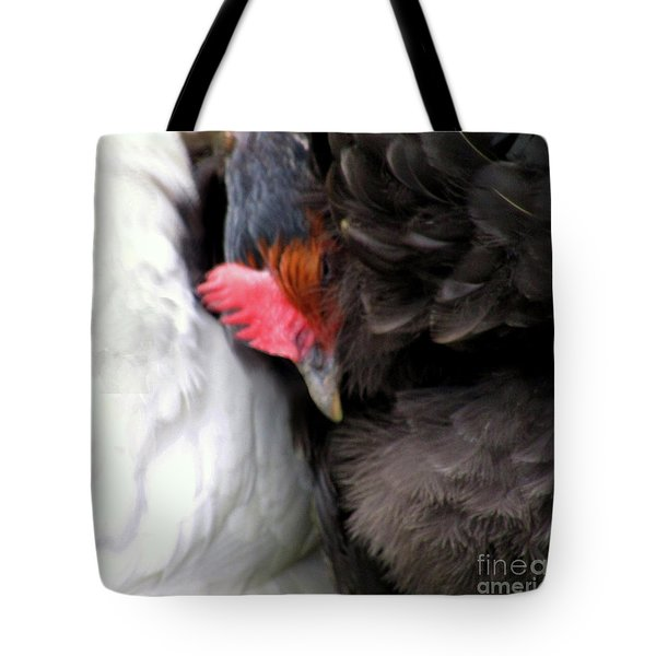 Cosy Time Tote Bag