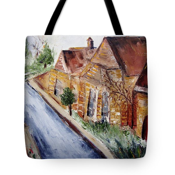 Cotswold Street Tote Bag by Roxy Rich