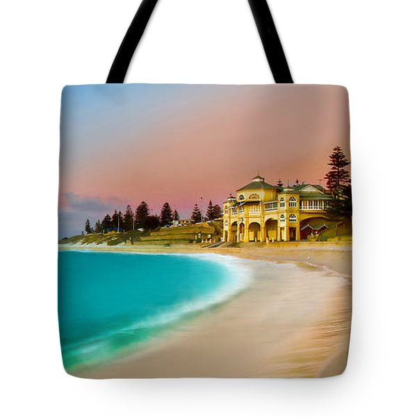 Cottesloe Beach Sunset Tote Bag