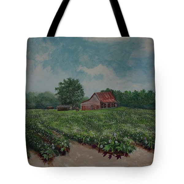 Cotton Be Gone Tote Bag