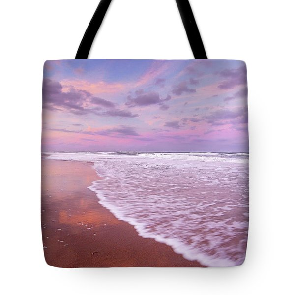 Cotton Candy Sunset. Tote Bag