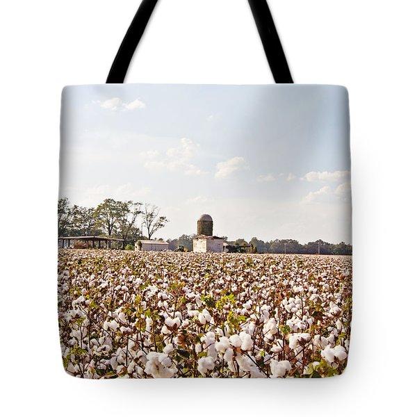 Cotton Crop Tote Bag