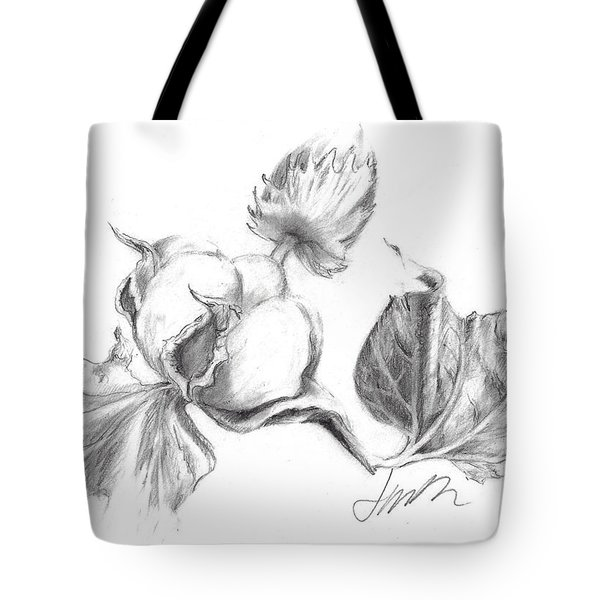 Cotton Harvest Tote Bag