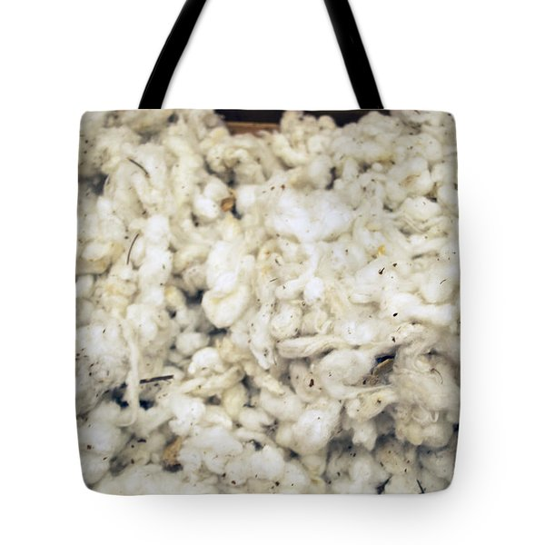 Cotton Tote Bag by Linda Geiger