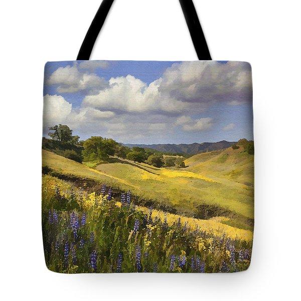 Cottonwood Canyon Tote Bag