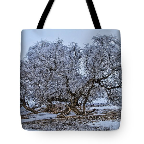 Cottonwood Sprawl Tote Bag