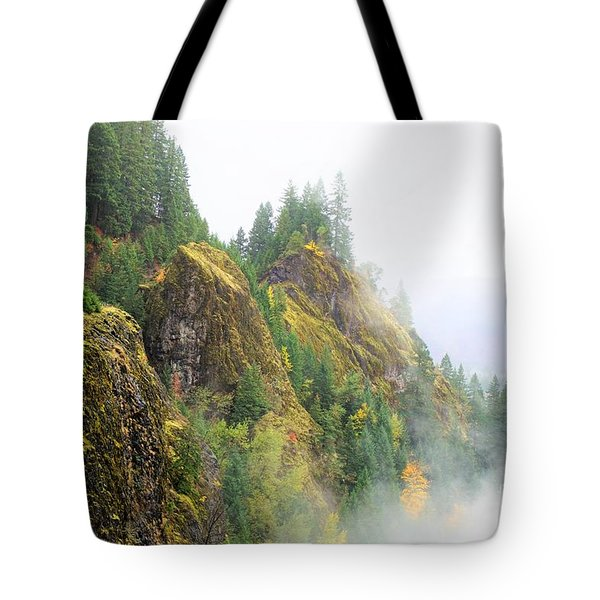 Cougar Reservoir Area Tote Bag