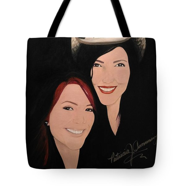 Cougrzz Rock Duo Tote Bag