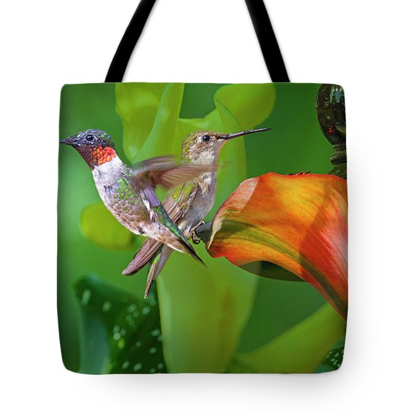 Could This Be Love Tote Bag