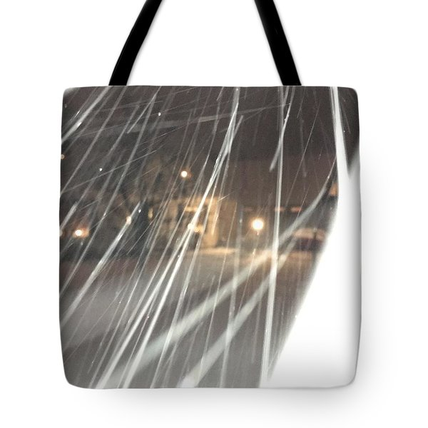Coulter Snow  Tote Bag