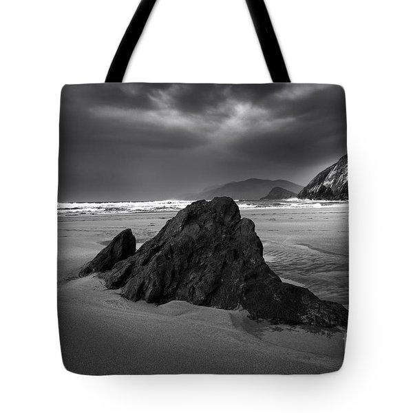 Coumeenoole Beach Tote Bag