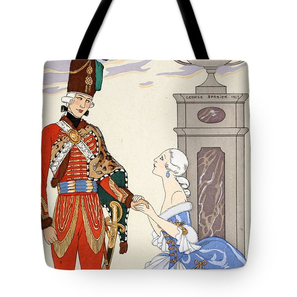 Count On My Oaths Tote Bag