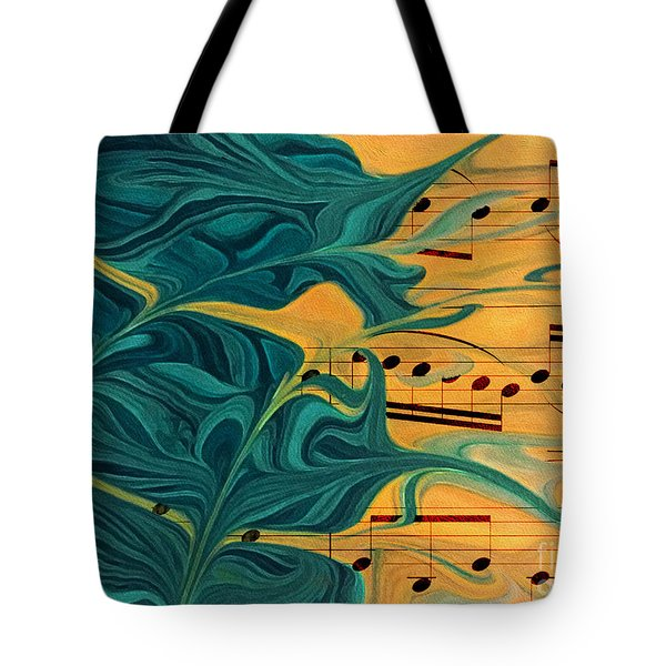 Counterpoint Tote Bag