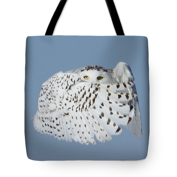 Countess Snowy Tote Bag