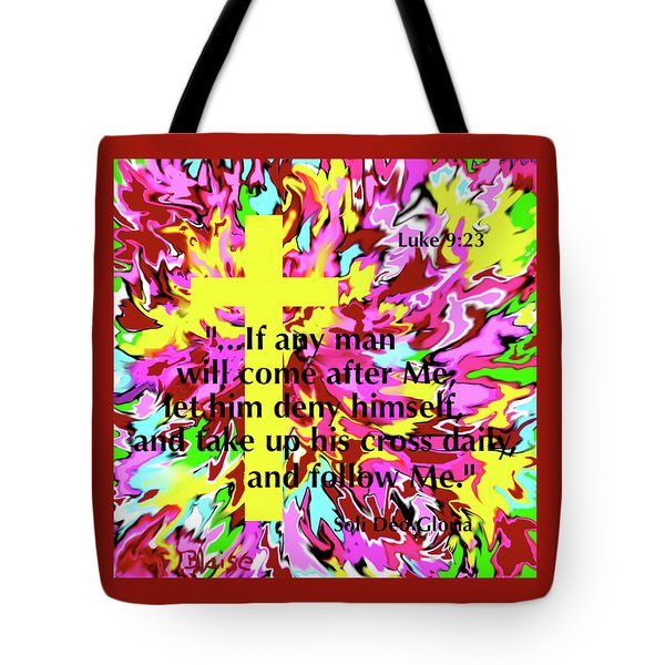 Counting The Cost Tote Bag