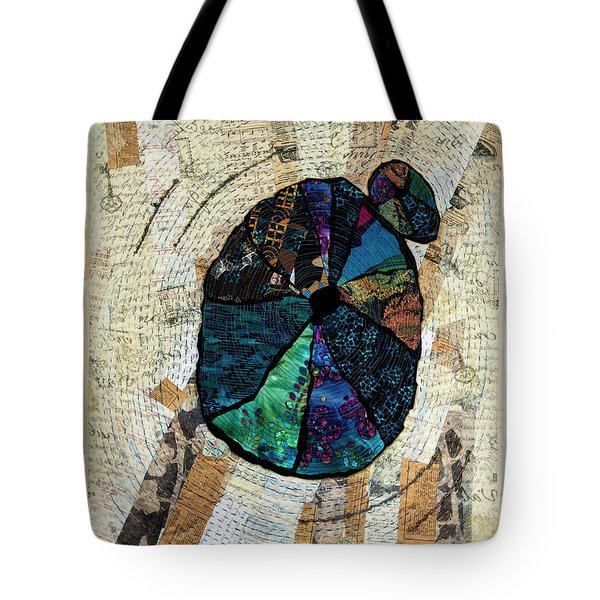 Counting The Years Tote Bag