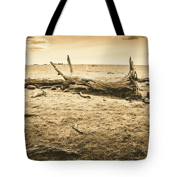 Countrified Australia Tote Bag