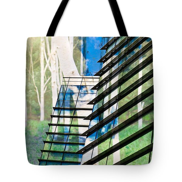 Country And City Tote Bag