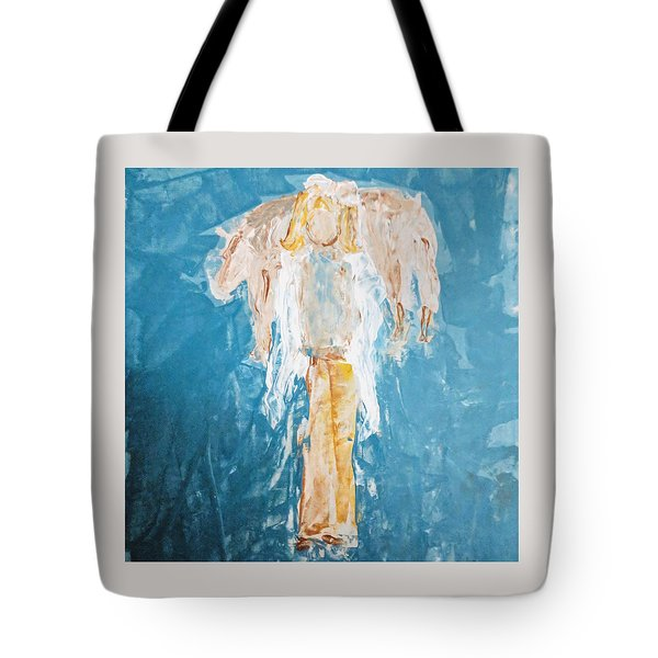 Country Angel Tote Bag