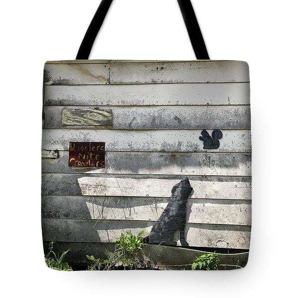Country Art Tote Bag
