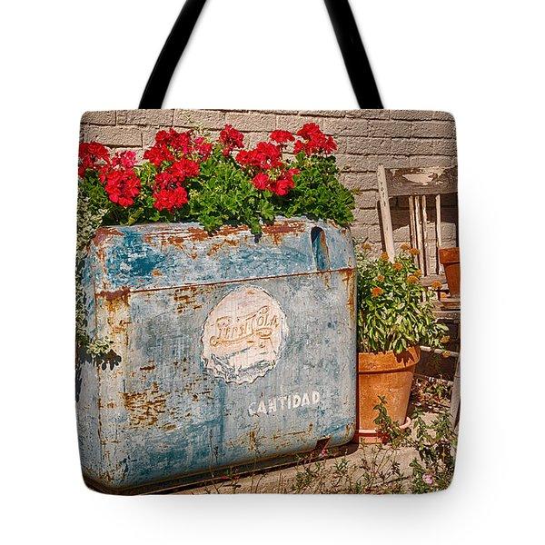 Country Chic In Mancos Colorado Tote Bag