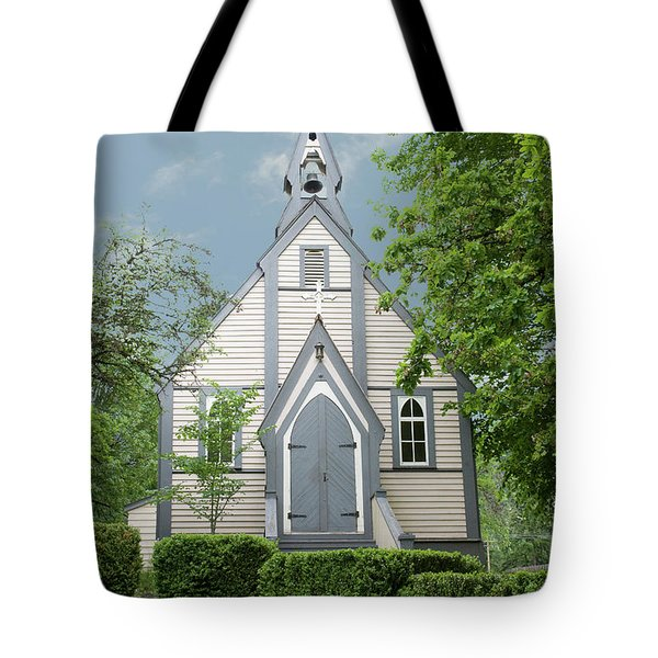 Tote Bag featuring the photograph Country Church by Rod Wiens