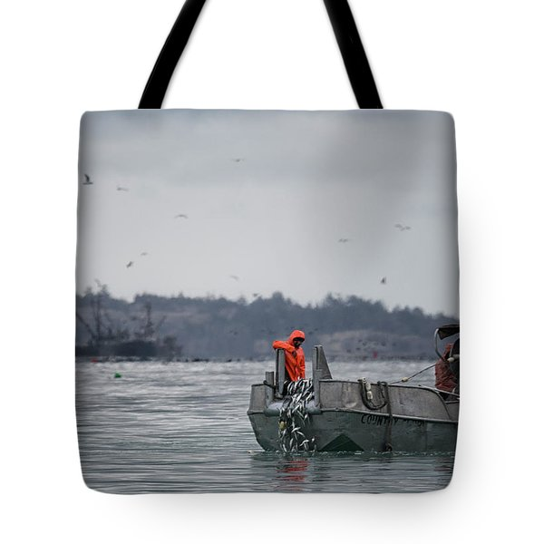 Tote Bag featuring the photograph Country Club by Randy Hall