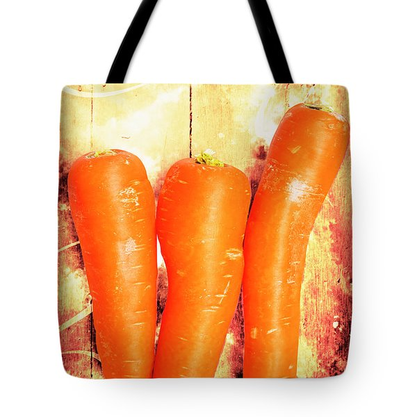 Country Cooking Poster Tote Bag