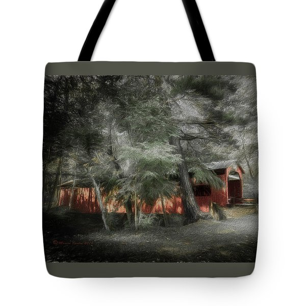 Tote Bag featuring the photograph Country Crossing by Marvin Spates