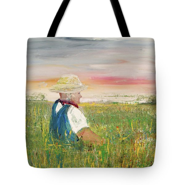 Country Dreams Tote Bag