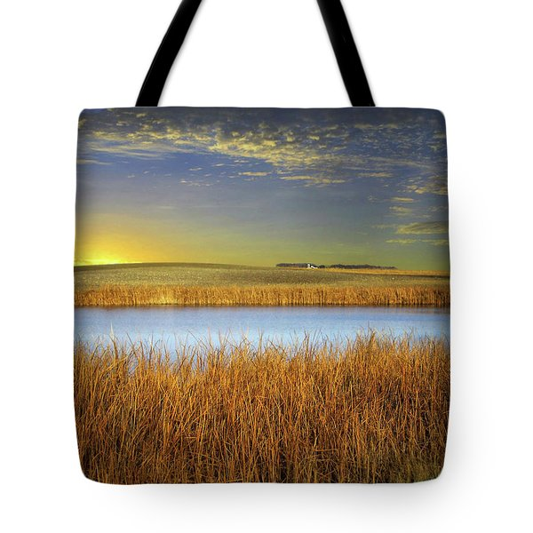 Country Field 2 Tote Bag