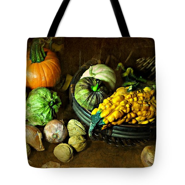 Country Harvest Tote Bag