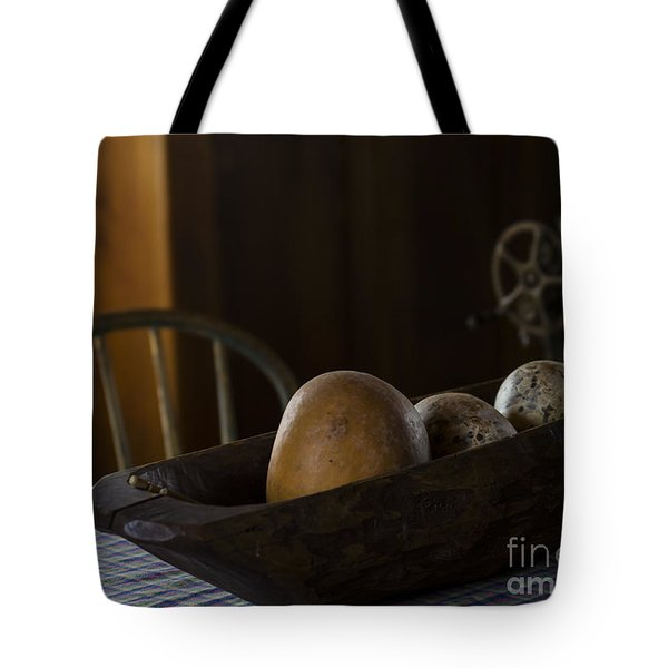 Country Kitchen Tote Bag by Andrea Silies